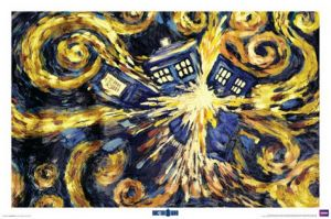 yup. exploding TARDIS, baby. told you i was an obsessive fangirl...