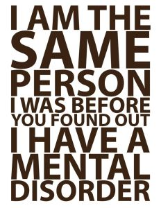 this is hard for a lot of people. but it is very true. i am the same person.